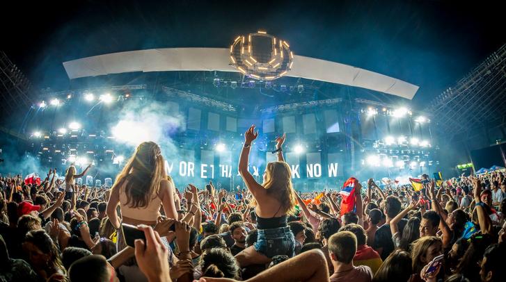 克罗地亚Ultra音乐节