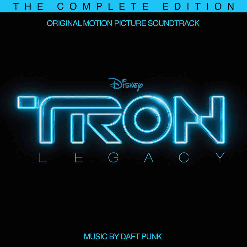 TRON: Legacy - The Complete Edition (Original Motion Picture Soundtrack) {2010 / 2020 ALBUM} (31 Tracks)
